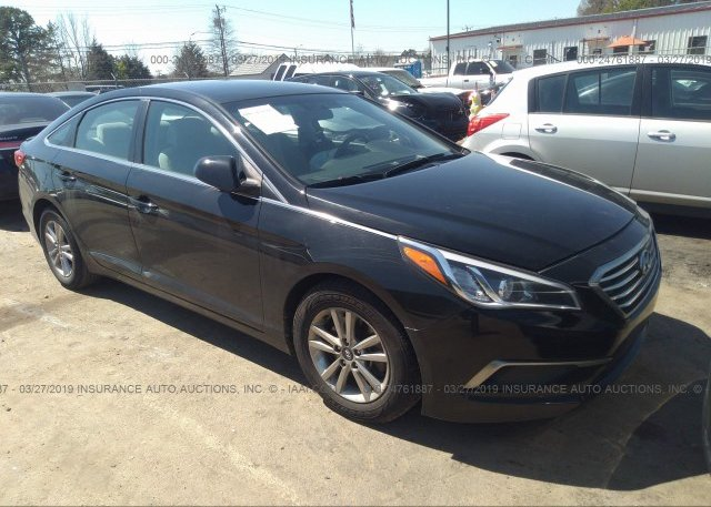Inventory #884954418 2016 Hyundai SONATA