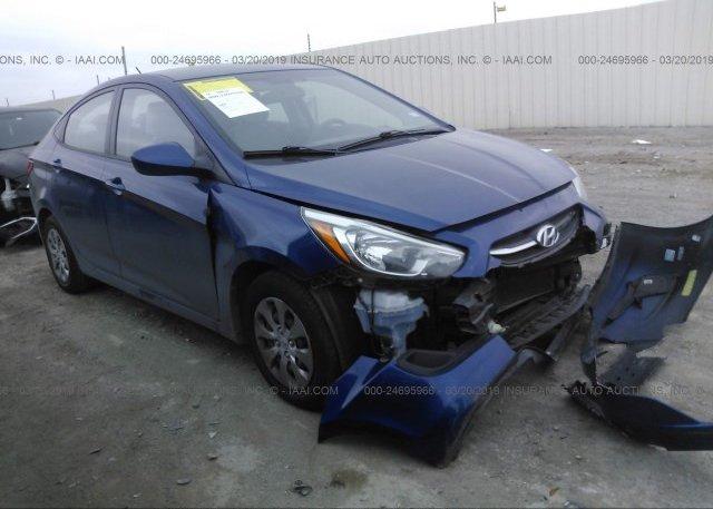 Inventory #644041733 2015 Hyundai ACCENT