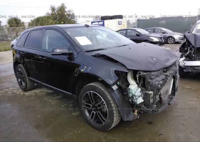 Inventory #904111016 2013 FORD EDGE