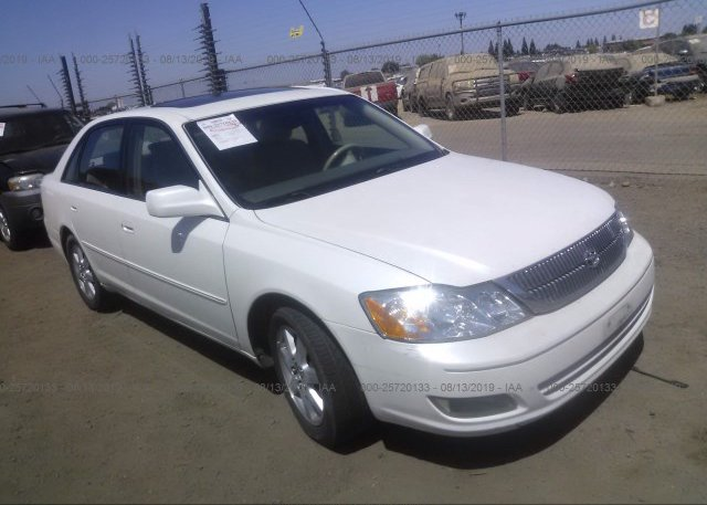 Inventory #521060766 2001 Toyota AVALON
