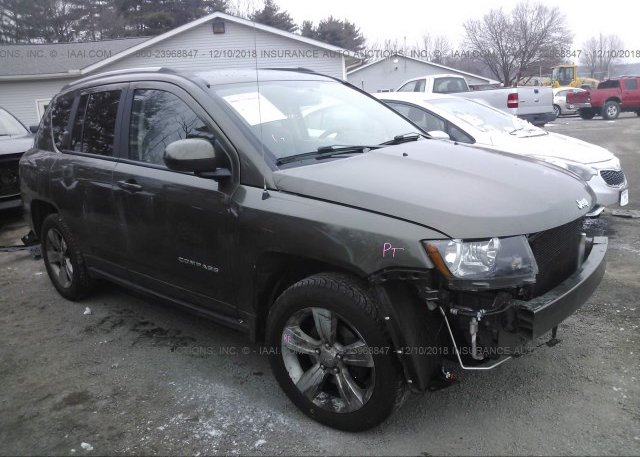 Inventory #229268200 2016 JEEP COMPASS