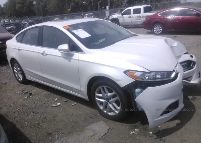 Inventory #478681688 2014 FORD FUSION