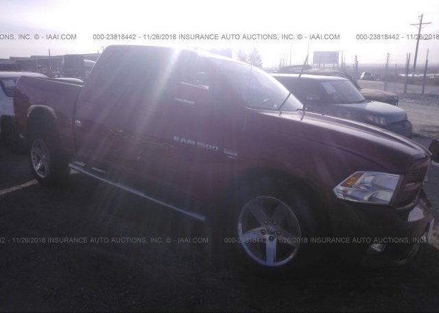 Inventory #998806775 2011 Dodge RAM 1500