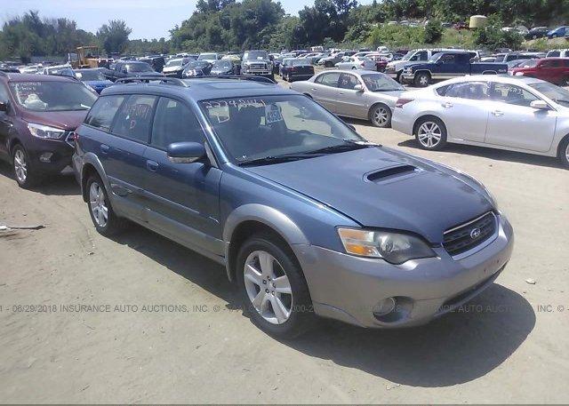 Inventory #174046425 2005 Subaru LEGACY