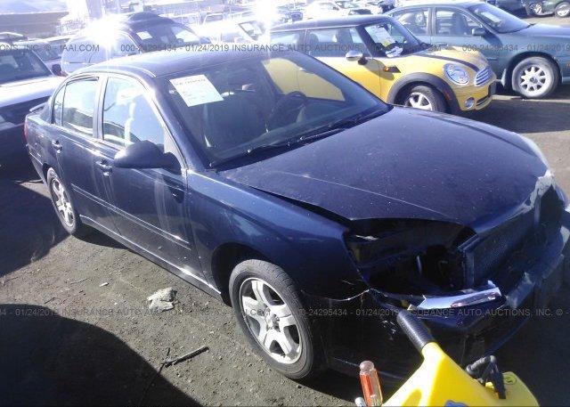 Inventory #786716334 2004 Chevrolet MALIBU