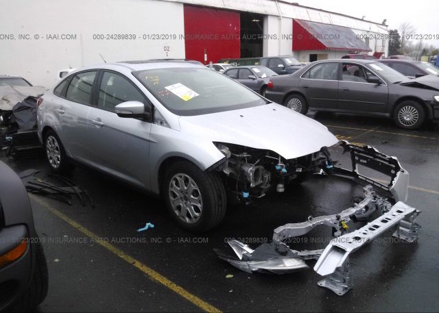 Inventory #928616630 2012 FORD FOCUS
