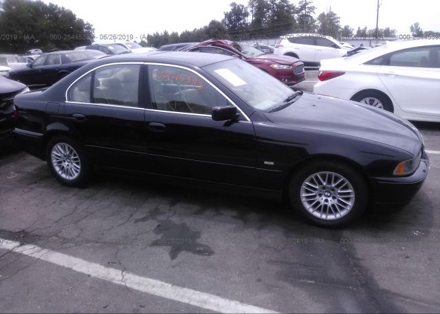 Inventory #519777746 2003 BMW 530