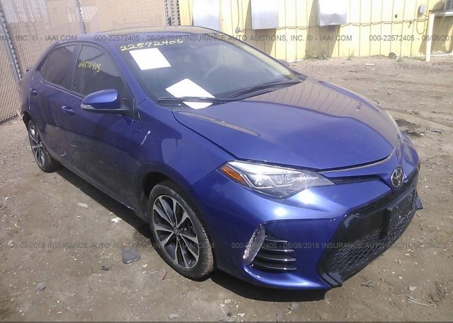Inventory #508668181 2017 Toyota COROLLA