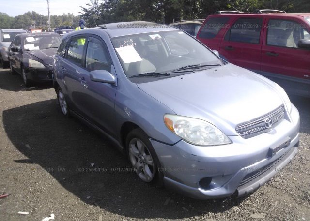 Inventory #352525554 2005 Toyota COROLLA MATRIX