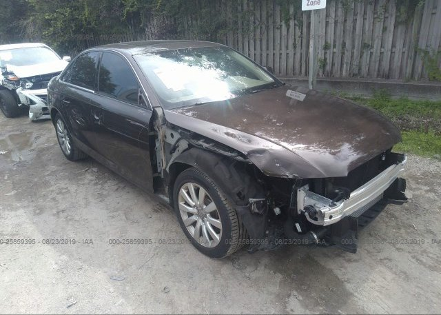 Inventory #268763091 2011 AUDI A4