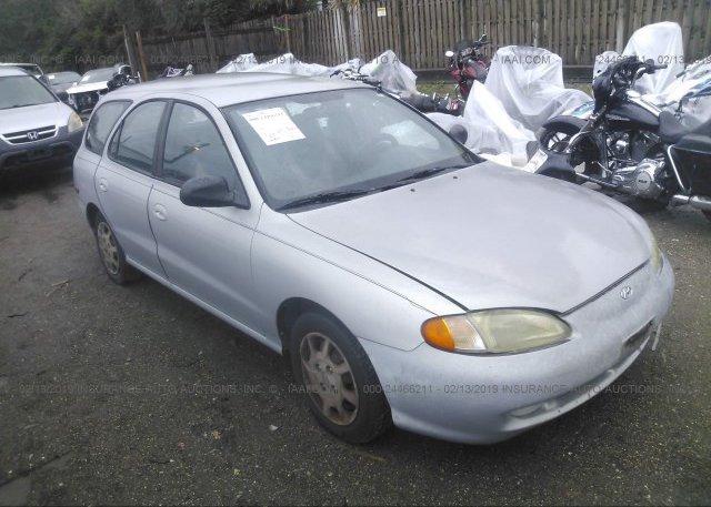 Inventory #866737656 1998 Hyundai ELANTRA