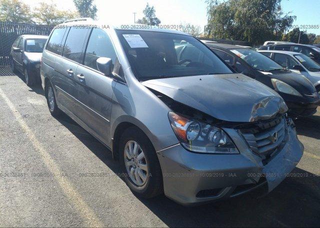 Inventory #532620034 2010 Honda ODYSSEY