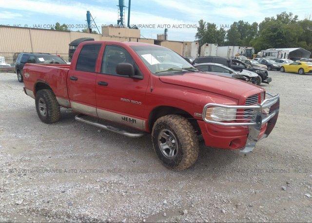 Inventory #807891364 2003 Dodge RAM 1500