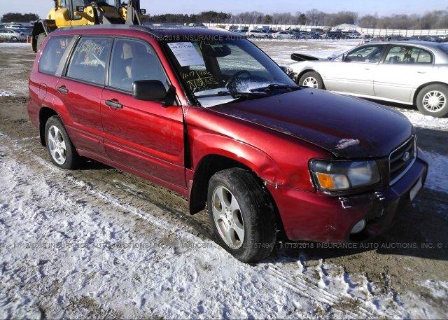Inventory #234621064 2003 Subaru FORESTER