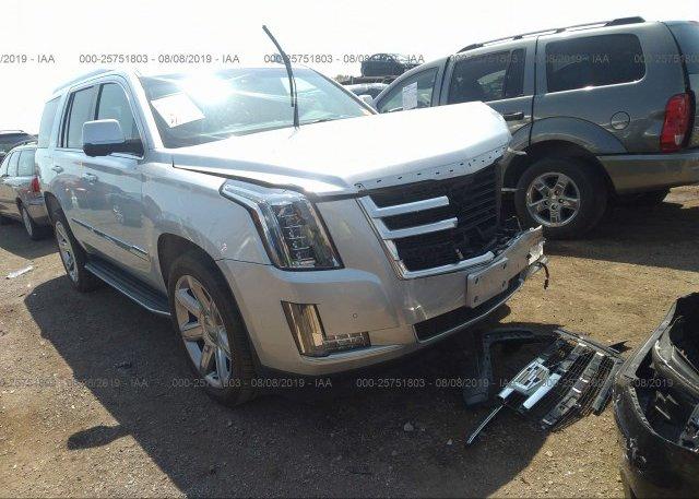 Inventory #361758571 2016 Cadillac ESCALADE