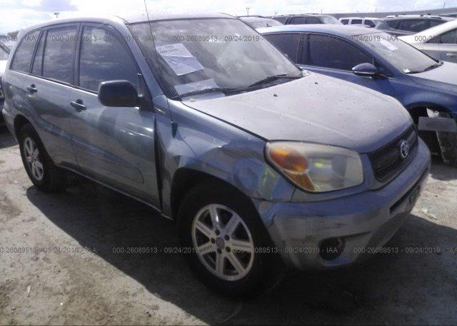 Inventory #973220970 2005 Toyota RAV4