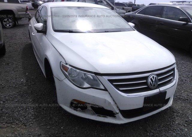 Inventory #341020484 2012 Volkswagen CC