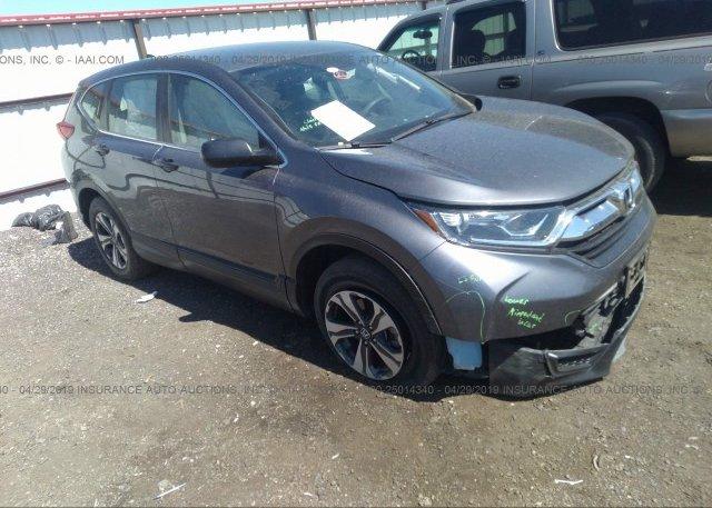 Inventory #807753946 2017 Honda CR-V