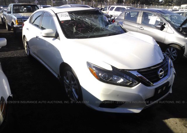 Inventory #842717230 2016 Nissan ALTIMA