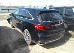 2019 ACURA MDX - 5J8YD3H57KL001738 [Angle] View