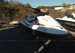 2010 SEADOO GTI 130 - 00000YDV30562C010 Left View