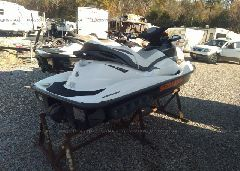 2010 SEADOO GTI 130 - 00000YDV30562C010 rear view