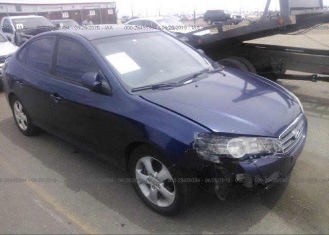 Inventory #334586983 2008 Hyundai ELANTRA