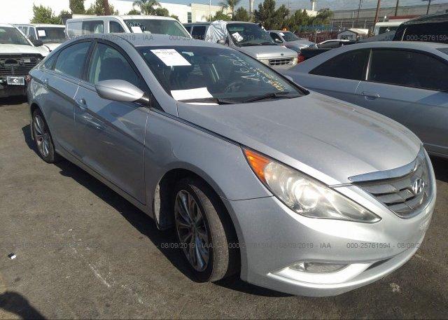 Inventory #841972281 2011 Hyundai SONATA