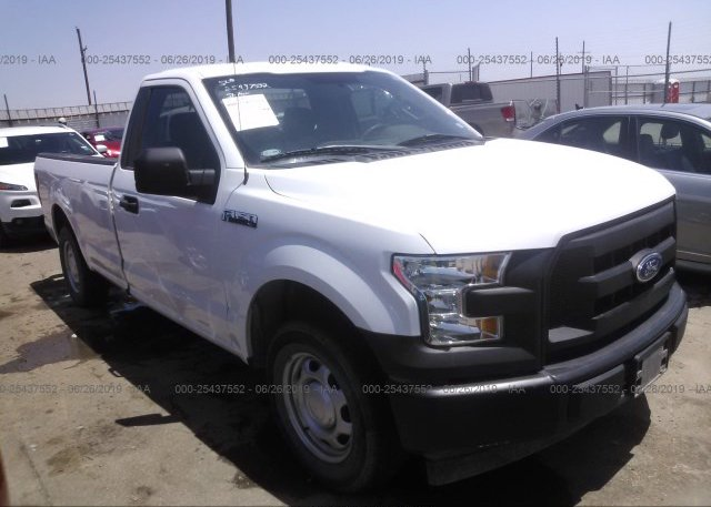 Inventory #577672288 2017 FORD F150