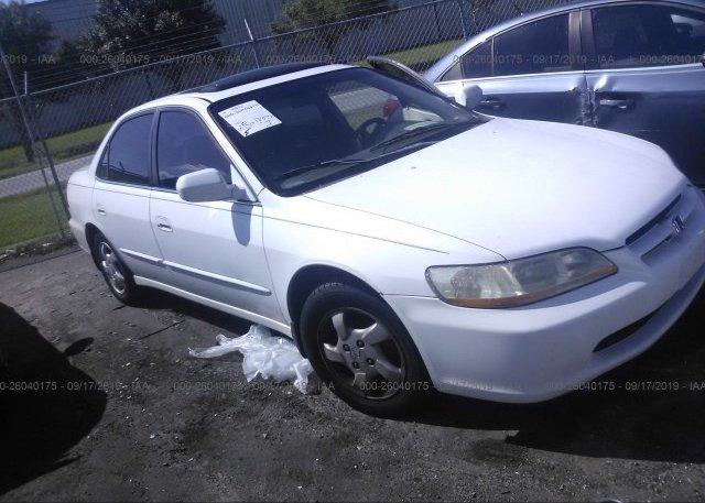 Inventory #107301021 1999 Honda ACCORD