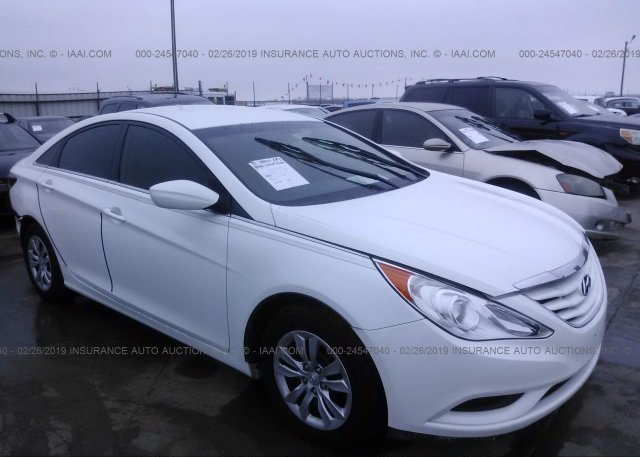 Inventory #135909605 2012 Hyundai SONATA