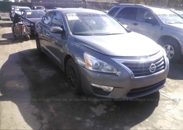 Inventory #981239307 2015 Nissan ALTIMA