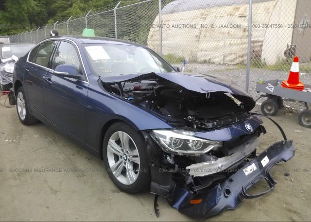 Inventory #270210312 2018 BMW 330