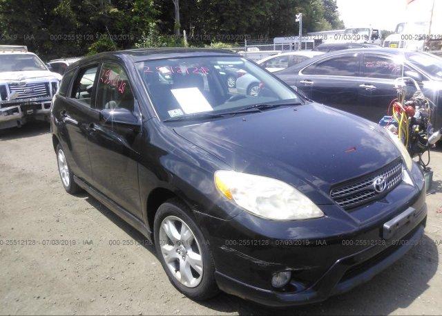 Inventory #220838960 2005 Toyota COROLLA MATRIX