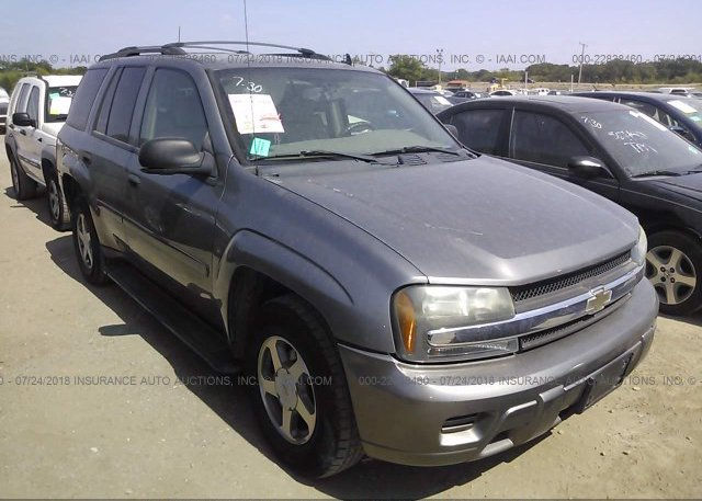 Inventory #712828787 2006 Chevrolet TRAILBLAZER