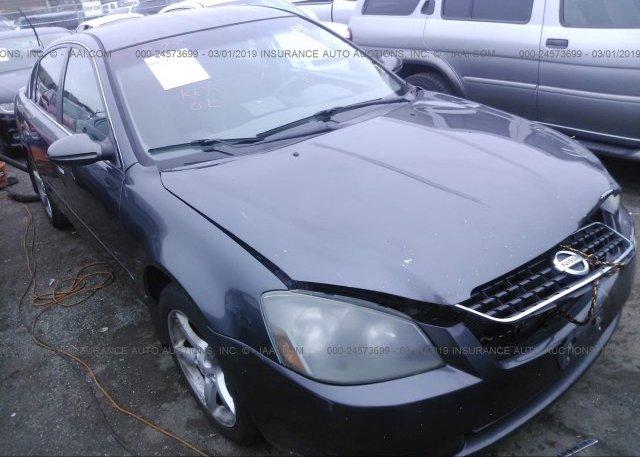 Inventory #148980948 2005 Nissan ALTIMA