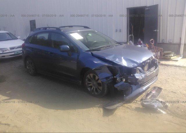 Inventory #147751637 2013 Subaru IMPREZA