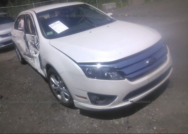 Inventory #633055815 2012 FORD FUSION