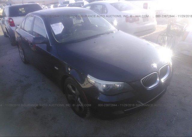 Inventory #791300520 2008 BMW 535