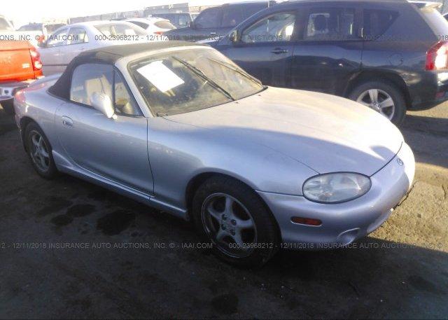 Inventory #726035329 1999 MAZDA MX-5 MIATA