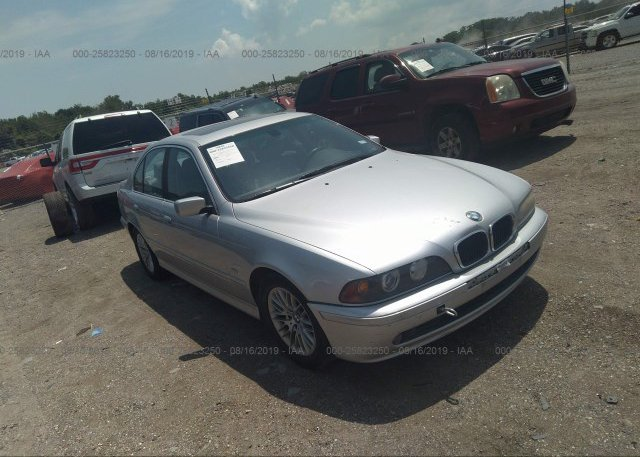 Inventory #647464542 2002 BMW 530
