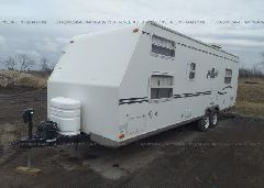2004 FLAGSTAFF TRAILER - 4X4TFLB224D082687 Right View