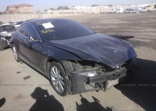 Inventory #681346598 2015 Tesla MODEL S