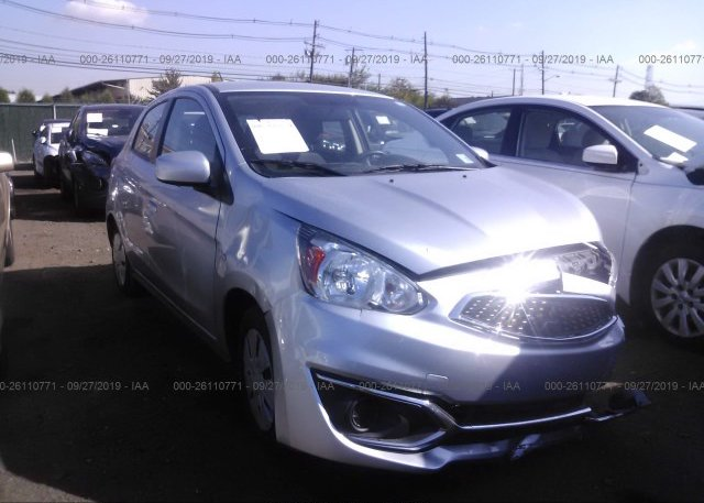 Inventory #790146617 2017 Mitsubishi MIRAGE
