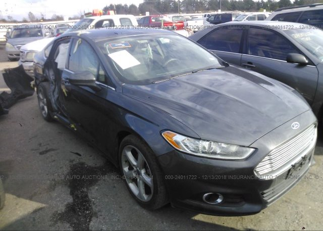 Inventory #264456841 2016 FORD FUSION