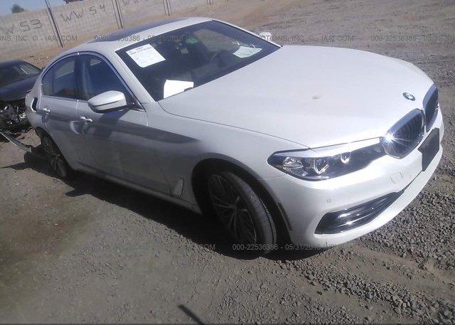 Inventory #686658360 2017 BMW 530
