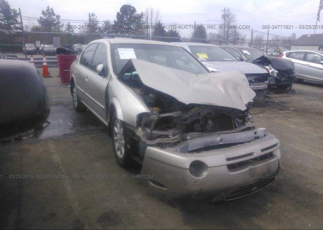 Inventory #976459746 2001 Nissan MAXIMA