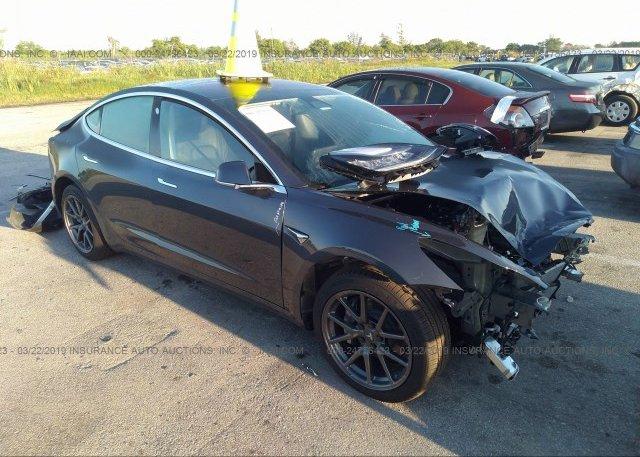 Inventory #348475413 2018 Tesla MODEL 3