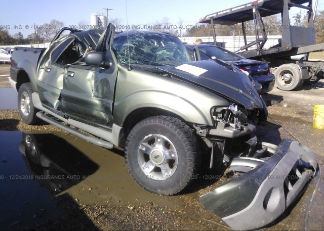Inventory #268527294 2003 FORD EXPLORER SPORT TR