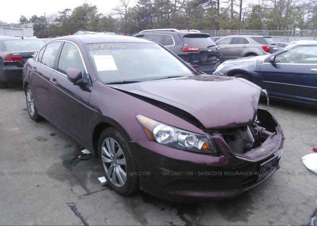Inventory #849985800 2012 Honda ACCORD
